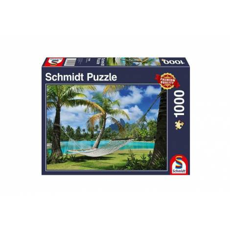 Schmidt 58969 Puzzle 1000St - Χαλάρωση
