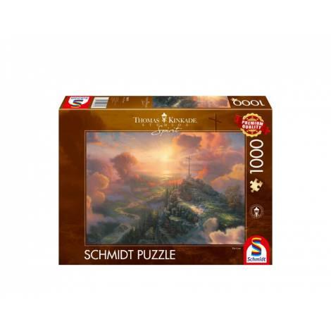 Schmidt 59679 Puzzle 1000St - Spirit, The Cross