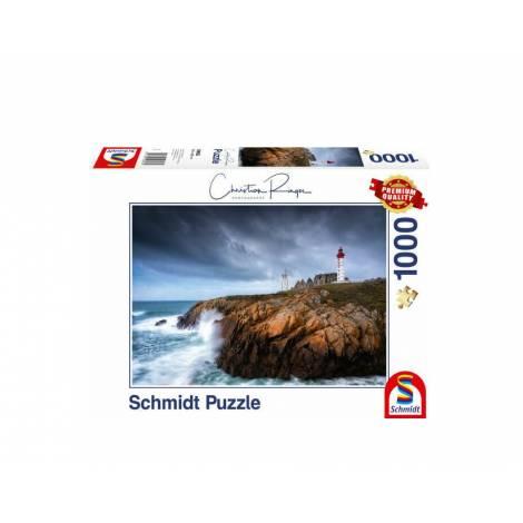 Schmidt 59693 Puzzle 1000St - St. Mathieu