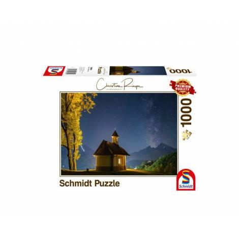 Schmidt 59694 Puzzle 1000St - Milky Way