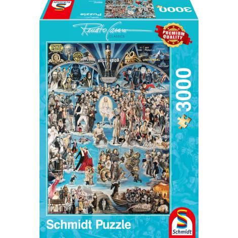 Schmidt Casaro Hollywood XXL 3000pcs (59347) Spiele