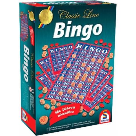 Schmidt επιτραπέζιο Bingo (49089)