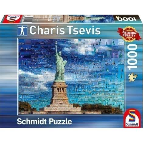 Schmidt Νέα Υόρκη 1000pcs (59581)