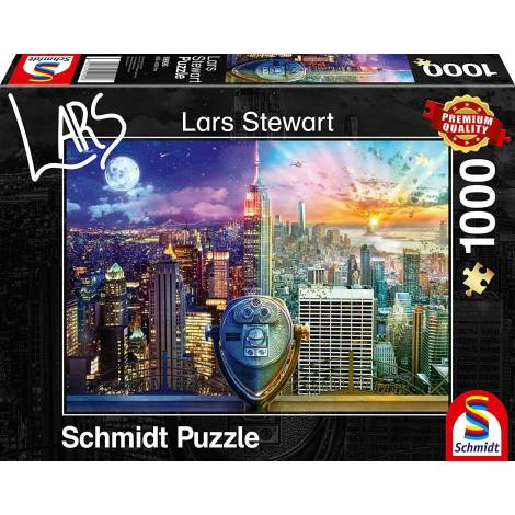 Schmidt - Νέα Υόρκη , μέρα και νύχτα (59905) 1000 pcs