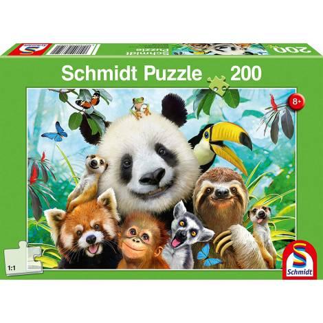 Schmidt Spiele Animal Fun 200pcs (56359)