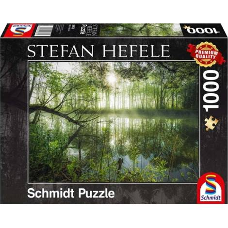 Schmidt Spiele Homeland Jungle 1000pcs (59670)