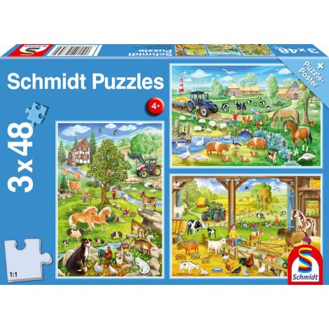 Schmidt  Standard - Farm (56353) (3x48pcs)
