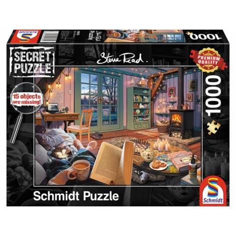Schmidt Steve Read  Στο Σπίτι των Διακοπών (59655) 1000pcs