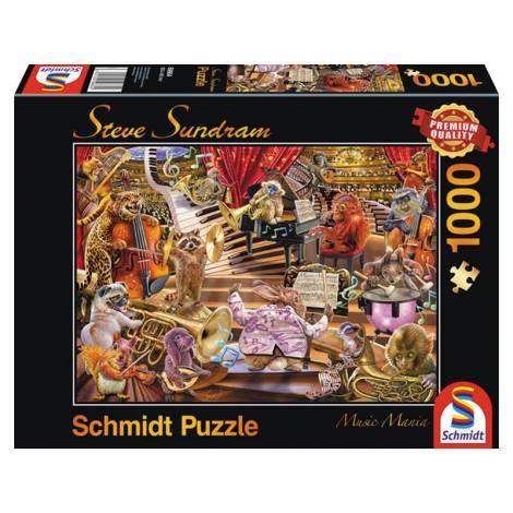 Schmidt Steve Sundram - Music Mania (59664) 1000pcs