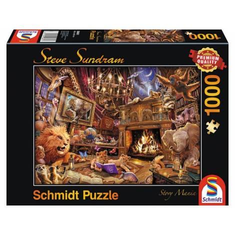 Schmidt Steve Sundram - Story Mania (59661) 1000pcs