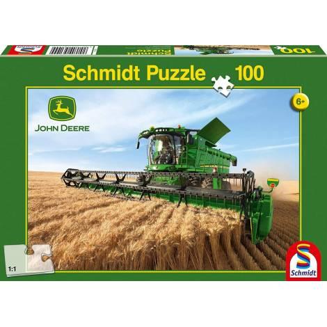 Schmidt Τρακτέρ Συνδυαστικής Συγκομιδής 100pcs (56144) Spiele
