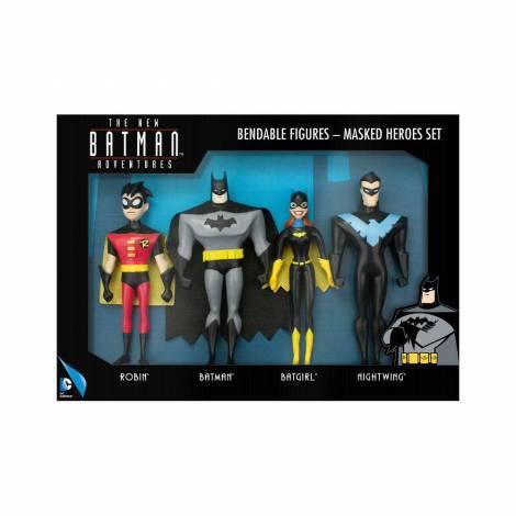 Σετ Φιγούρες Batman (4 σχέδια) (NJ003956)