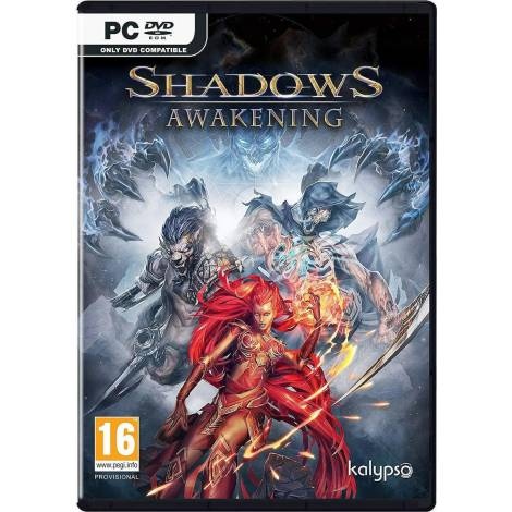 Shadows Awakening (PC) (Κωδικός Μόνο-CD KEY)