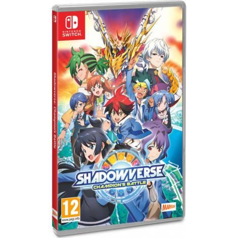 Shadowverse: Champion's Battle (Nintendo Switch)