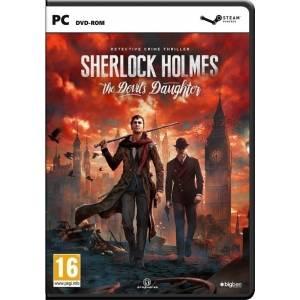 Sherlock Holmes The Devil's Daughter - Steam CD Key (Κωδικός μόνο) (PC)