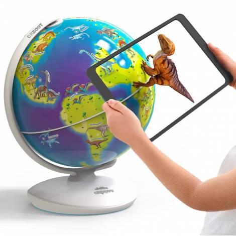 SHIFU ORBOOT (DINOS) – WORLD OF DINOSAURS EDUCATIONAL GLOBE (Shifu027)