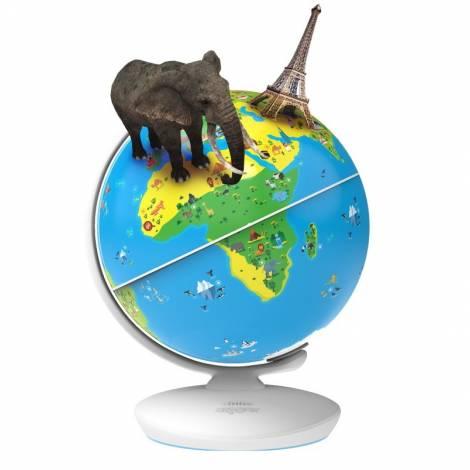 SHIFU ORBOOT (EARTH) – THE EDUCATIONAL AR GLOBE 180 DEGREE GLOBE (Shifu014)