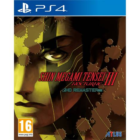 Shin Megami Tensei III - Nocturne - HD Remaster (PS4)