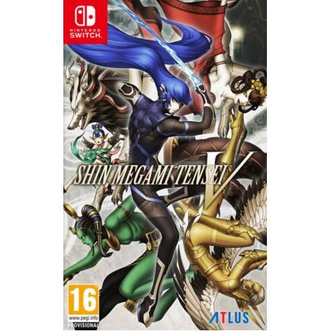 Shin Megami Tensei V (Nintendo Switch)