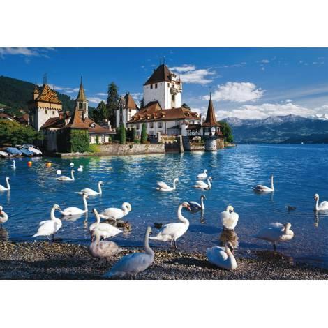 Shore with Swans 1000pcs (58367) Schmidt Spiele