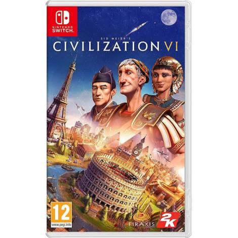 Sid Meier's Civilization VI Switch (NINTENDO SWITCH) (Code in a Box)