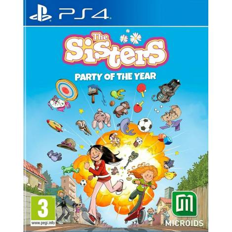 Sisters - Party of the Year (PS4)