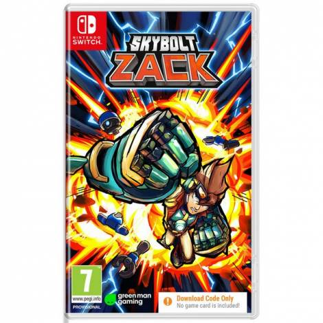 Skybolt Zack (Nintendo Switch)