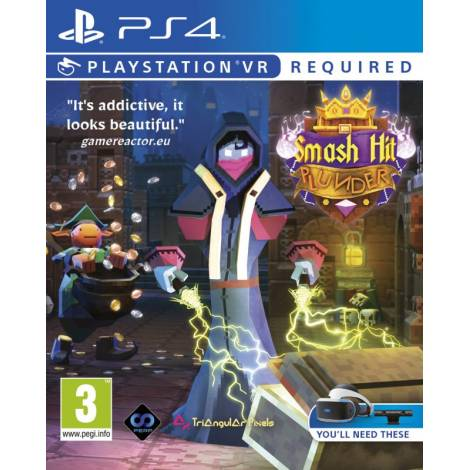 Smash Hit Plunders VR (PS4)