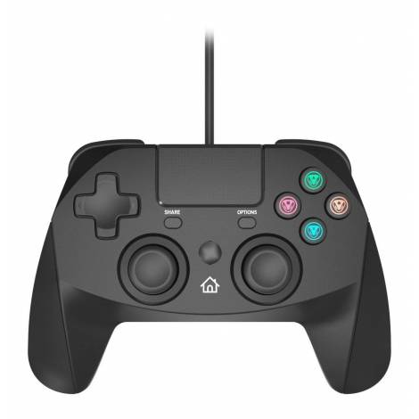 Snakebyte (SB912382) Gamepad 4S (BLACK) PS4 Wired Controller