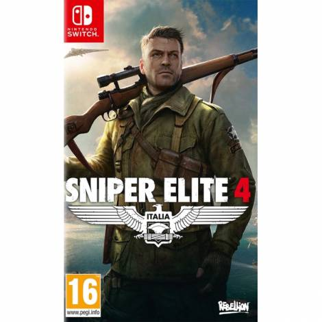 Sniper Elite 4  (Nintendo Switch)