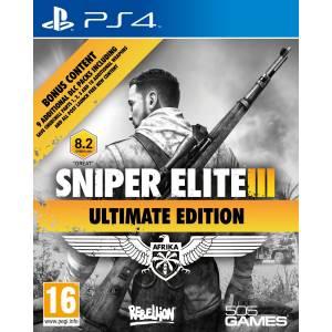 Sniper Elite III Ultimate Edition & 9 DLC Packs (PS4)
