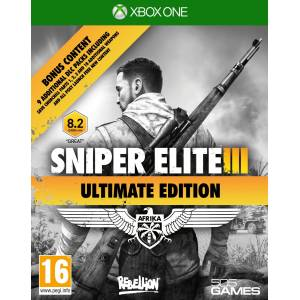Sniper Elite III Ultimate Edition (XBOX ONE)