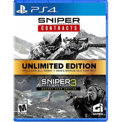 Sniper : Ghost Warrior - Unlimited Edition (PS4)