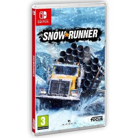 Snowrunner (Nintendo Switch)