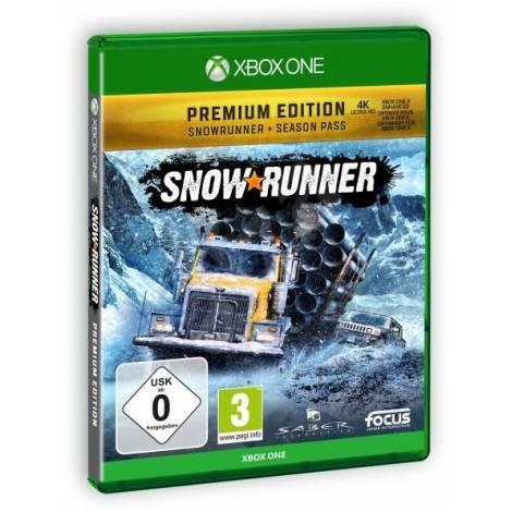 SnowRunner - Premium Edition (Xbox One)