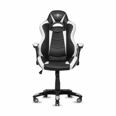 SoG Gaming Chair Racing Series White/Black (SOG-GCRWT)
