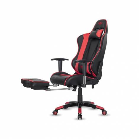 SoG High quality PVC leather gaming chair RED/BLACK (SOG-GCHRE)