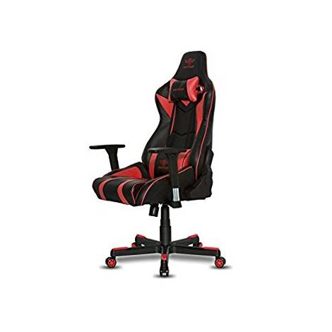 SoG High quality PVC leather Gaming Chair RED/BLACK (SOG-GCVRE)