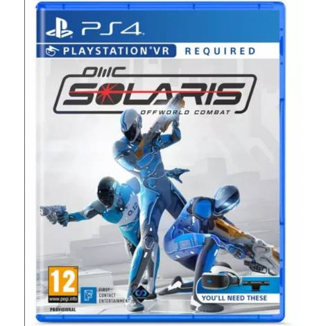 SOLARIS OFF WORLD COMBAT VR (PS4)