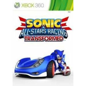 Sonic & All-Stars Racing Transformed (XBOX 360 & XBOX ONE)