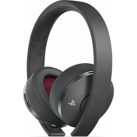 Sony Gold Wireless Headset Limited Edition The Last of Us Part II