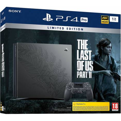 Sony PS4 Pro 1TB The Last of Us Part 2 II  Limited Edition
