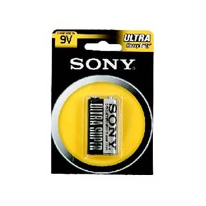 SONY ULTRA HEAVY DUTY ZINC 9V - 1 PACK