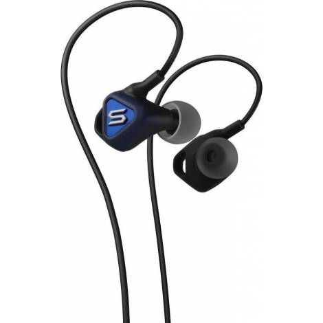 SOUL Electronics Pulse  Earphones (Blue)