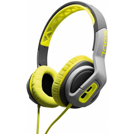 SOUL Transform ST20GENA On-Ear Sports Headphone Green