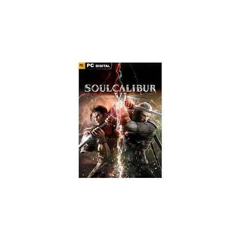 SoulCalibur VI (CD KEY ONLY κωδικός μόνο) (PC)