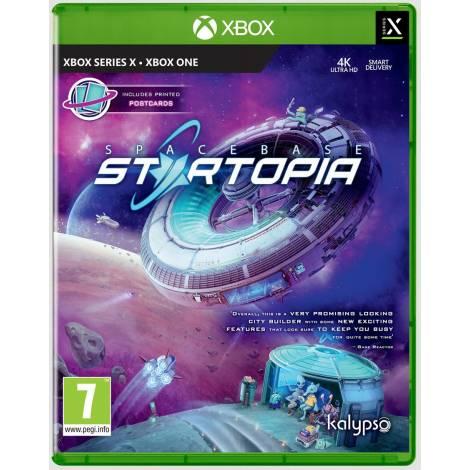 Spacebase Startopia (Xbox One)