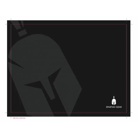 Spartan Gear Ares Medium Mousepad (300mm x 230mm) (PC)