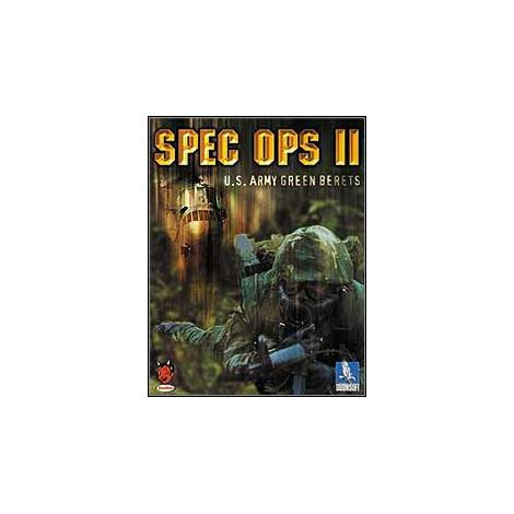 Spec Ops II (PC) (CD Only)