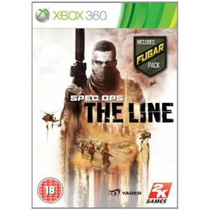 Spec Ops: The Line Fubar Edition (XBOX 360)